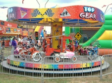 The 'Top Gear' merry-go-round.