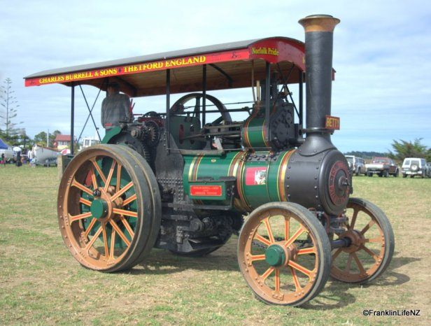 Video: 2017 Steam & Vintage Country Festival – Glenbrook