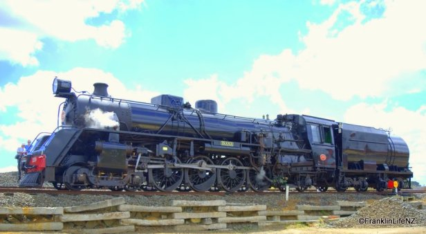 Video: Glenbrook Vintage Railway Farewell 'Diana'
