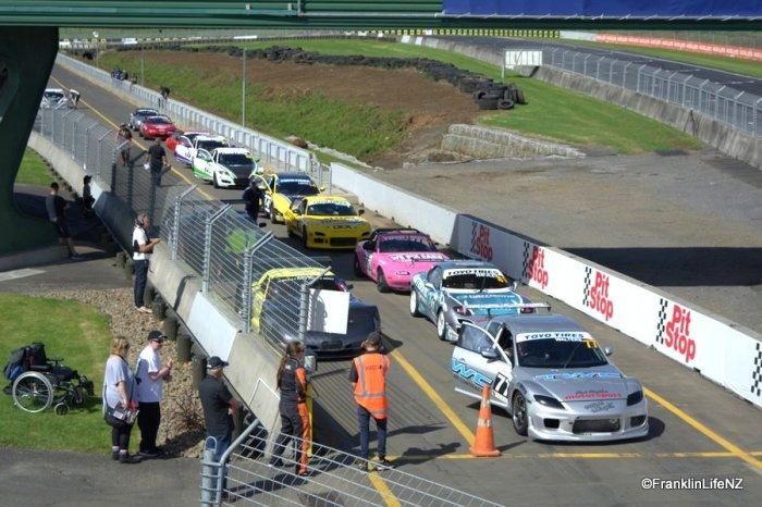 Video: 2016/17 Premier Motorsport Championship Series Round 8