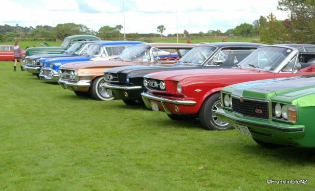 2017 Franklin Street Rodders Show & Swap Meet – Mauku School
